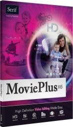 serif movieplus x6 video software
