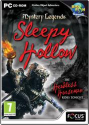 focus sleepy hollow mystery legends