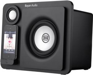 bayan audio 3 speaker ipod dock