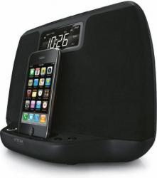 TDK TiCR100p iPhone iPod Speaker Dock Alarm Clock Radio