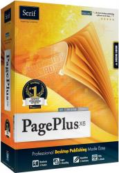 serif pageplus x6 desktop publishing