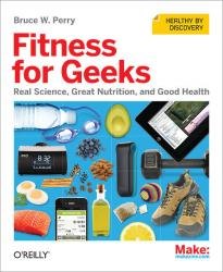 oreilly fitness for geeks paperback
