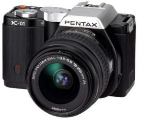pentax k01 digital slr camera