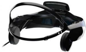 Sony HMZ T1 Head Mounted Display Personal 3D Viewer