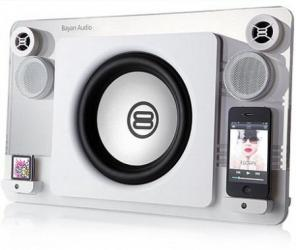 bayan audio 7 ipod dock and speaker system