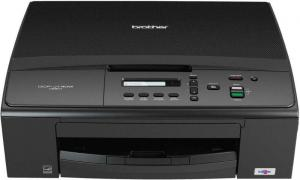 Brother DCP J140W Wireless All In One Inkjet Printer