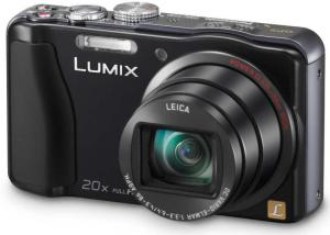 lumix DMC TZ30EB K Compact Camera