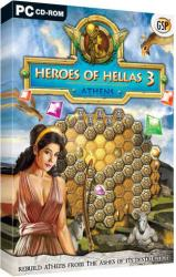 avanquest heroes of hellas 3 game