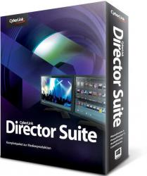 cyberlink director suite video editing software