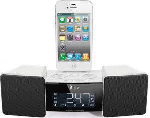 iLuv Vibro II Speaker Docking Station for Apple iPhone thumb