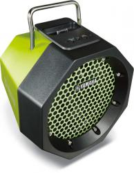 yamaha PDX 11 yellow ipod dock speaker