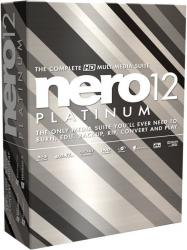 nero 12 platinum multi media suite