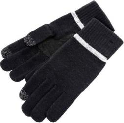 Totes Isotoner SmarTouch Mens Knit Touchscreen Gloves