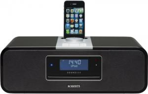 Roberts SOUND 200 Digital Stereo Dock iPhone iPod