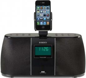 roberts fusion radio ipod dock