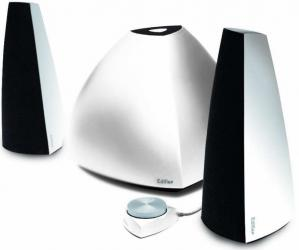 Edifier Prisma Colours 2 1 PC Laptop Speaker System