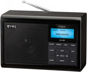 aves neon dab dab plus digital radio