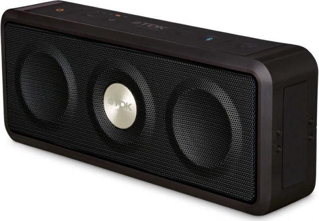 Review   Tdk Wireless Weatherproof Speaker
