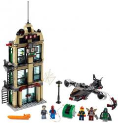 LEGO Super Heroes 76005 Spiderman Daily Bugle Showdown