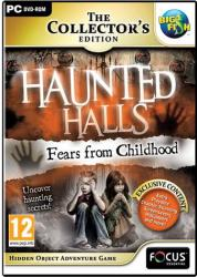 focus haunted falls fears from childhood