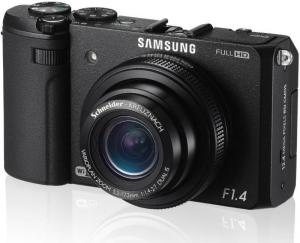 Samsung EX2F Digital Compact Smart Camera