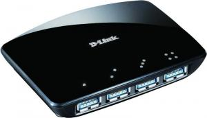 D Link USB 3 four port hub DUB 1340