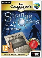 strange cases mystery of grey mist lake