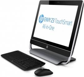 hp envy ts23 all in one touch screen desktop PC