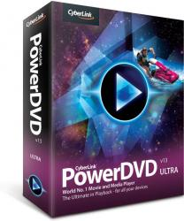 cyberlink power dvd 13 ultra