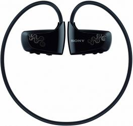 Sony Walkman NWZ W262 W262BLK 2GB Wearable Water Resistant MP3 Player
