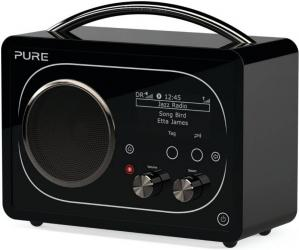 Pure Evoke F4 Bluetooth Portable Internet Radio DAB FM