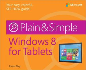 windows8 for tablets plain and simple
