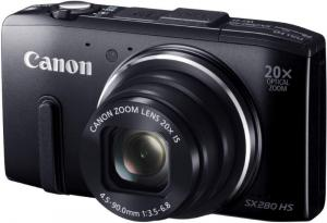 Canon PowerShot SX280 HS Compact Digital Camera