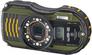 pentax WG 3 Waterproof Digital Camera