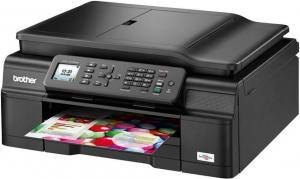 Brother MFC J470DW A4 Colour Inkjet Multifunction Printer