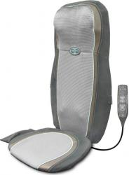 Homedics 2 in 1 Gel Shiatsu Back and Shoulder Massage Cushion Technogel Massage Nodes
