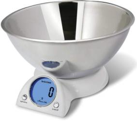 Salter Mix and Measure Mixing Bowl with Scale