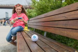 Orbotix Sphero 2 0 App Controlled Robotic Ball
