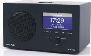 Tivoli Audio Albergo DAB FM Bluetooth Clock Radio