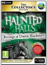 focus haunted halls revenge of doctor blackmore
