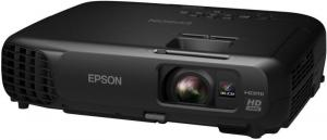 Epson EH TW490 HD Ready 720p 3LCD Home Cinema Projector