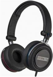 MF 100 On Ear Headphones with Leather Earpads