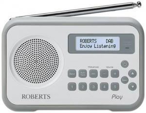 roberts radio play dab radio
