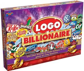 drummond park Logo Billionaire Board Game
