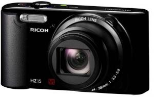Ricoh HZ15 Digital Camera