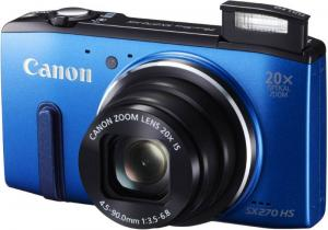 Canon PowerShot SX270 HS Compact Digital Camera