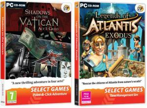 Shadows of the Vatican Legends of Atlantis