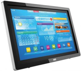 AOC A2472Pw4t 23 inch touch screen monitor 2