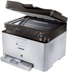 Samsung SL C460FW Xpress Wireless Colour Laser Multifunction Printer