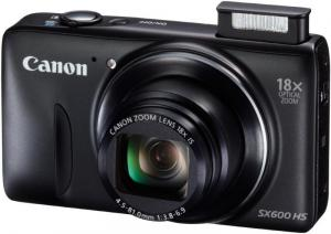 PowerShot SX600 HS Compact Digital Camera